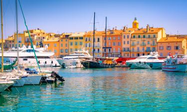 Oplev Sydfrankrigs charmerende byer og kyst