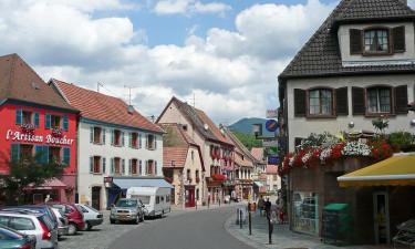 Området ved Alsace