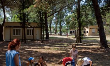 Camping for store og små