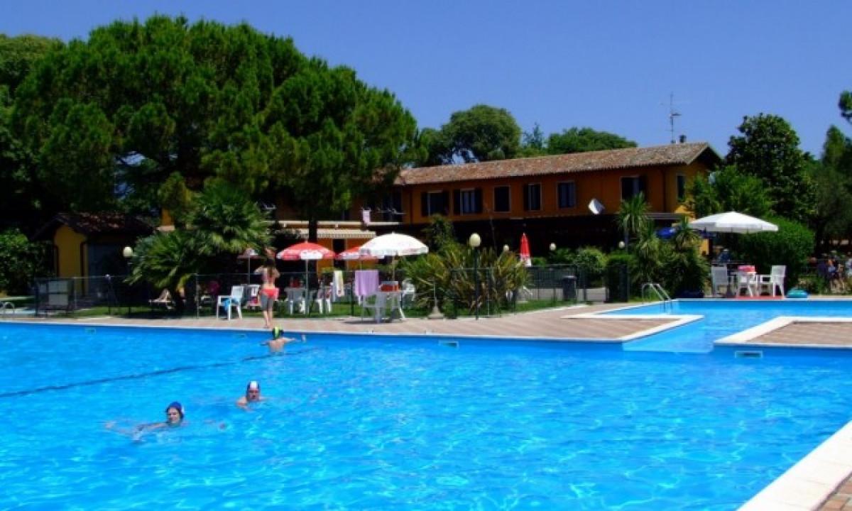 La Rocca Manerba - Poolområde