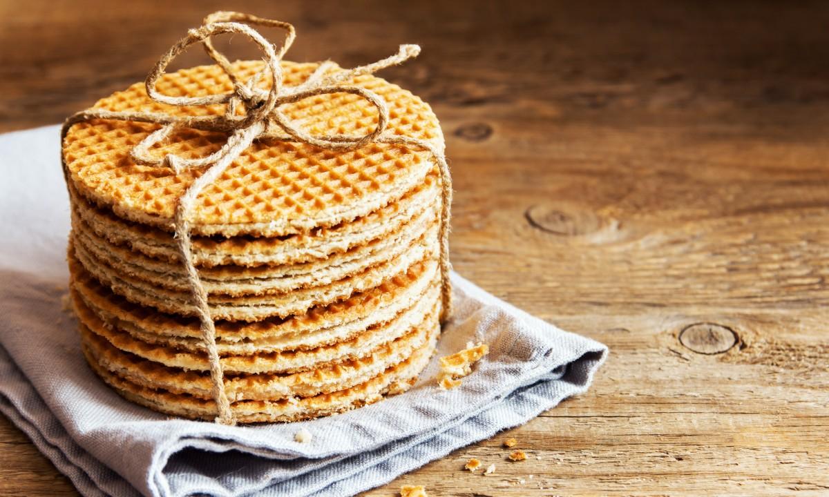 Stroopwafel - En populær hollandske spise