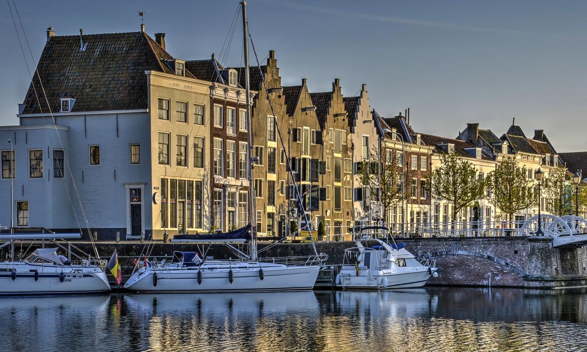 Middelburg er en flot hollandsk by
