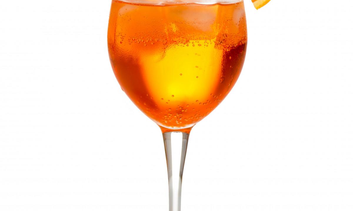 Lækre cocktails i baren