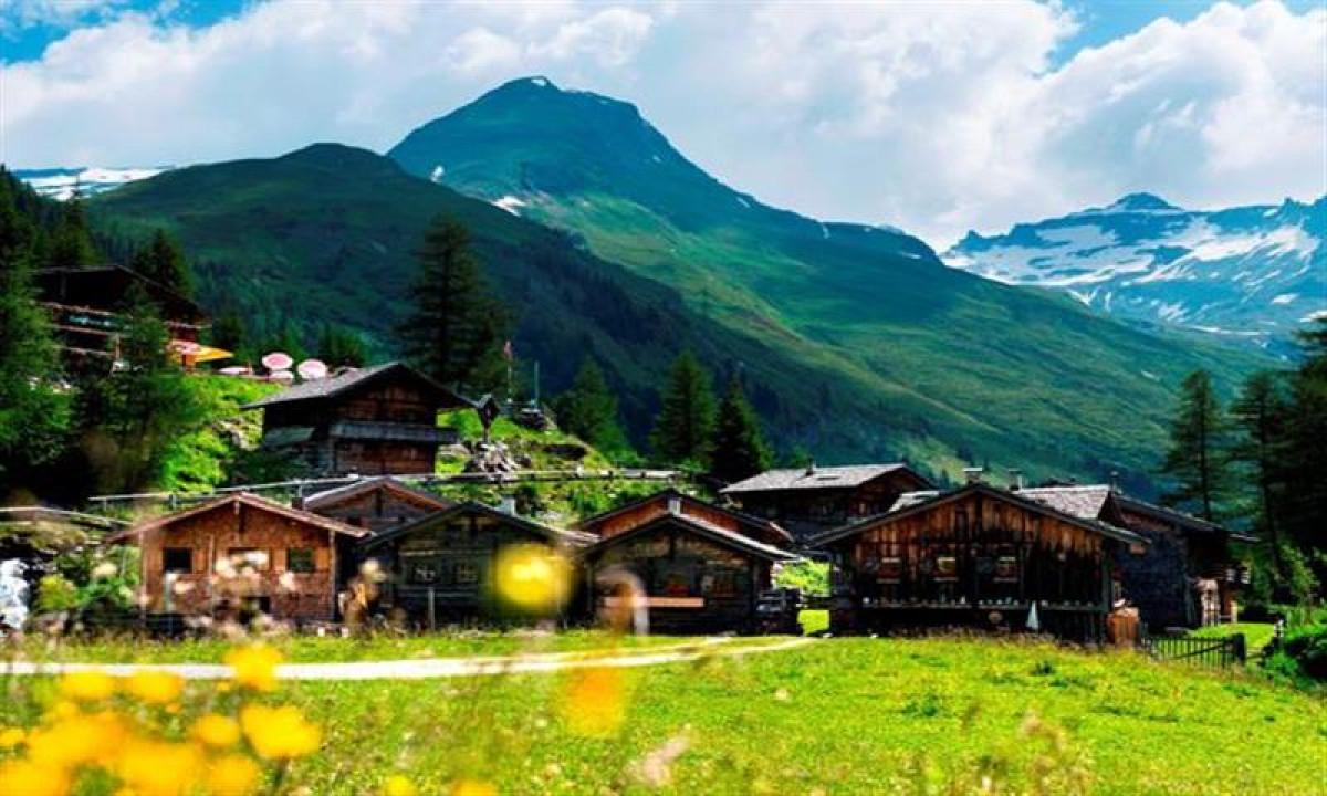 Goldried Apartments og Oest Tyrol