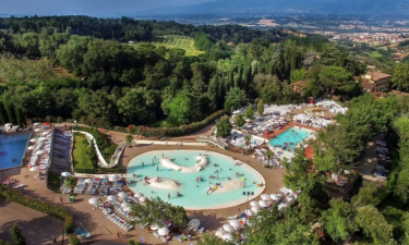Camping Norcenni Girasole