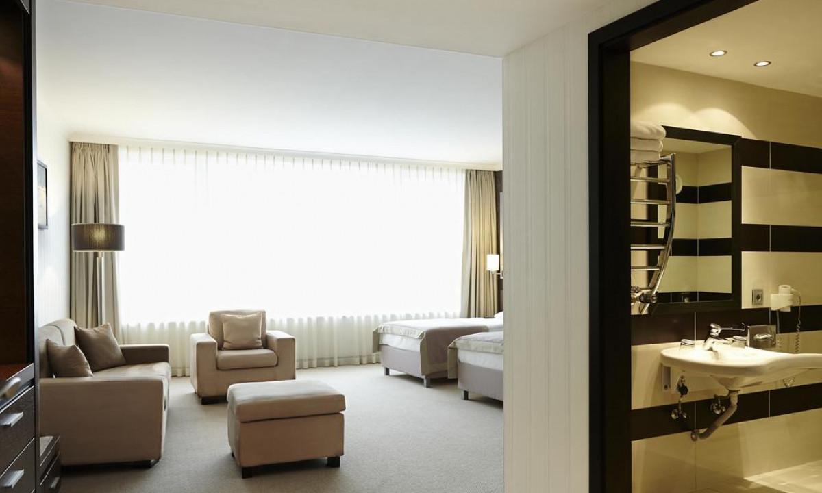 AquaWorld Resort - Lækkert hotel til badelandets gæster