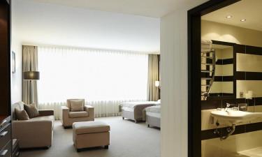 Bo på et hotel