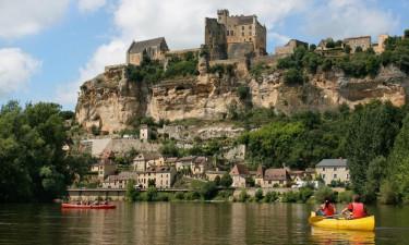 Udforsk smukke Dordogne på ferien