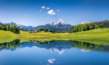 Luksusowe wakacje Salzburg