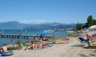 Camping Park Delle Rose am Gardasee