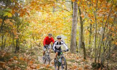 Snør skoene, hop på cyklen og tag på udflugt
