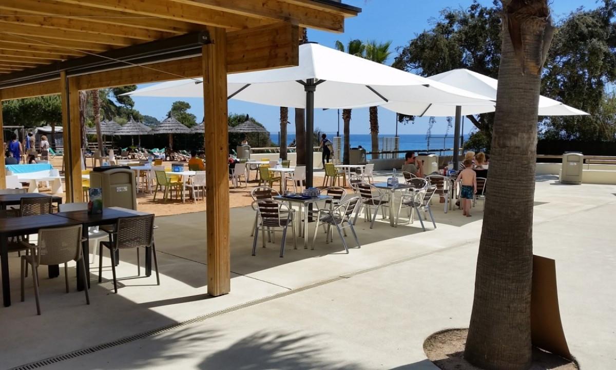Camping Cala Gogos restaurant