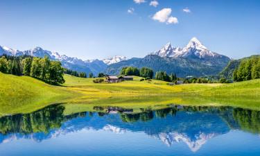 campingurlaub in Österreich