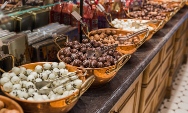 Belgisk chokolade