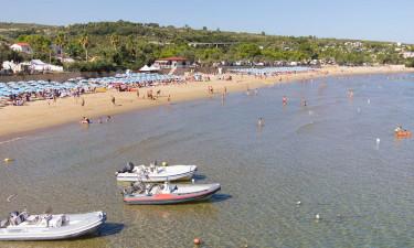 Strand og vandsport