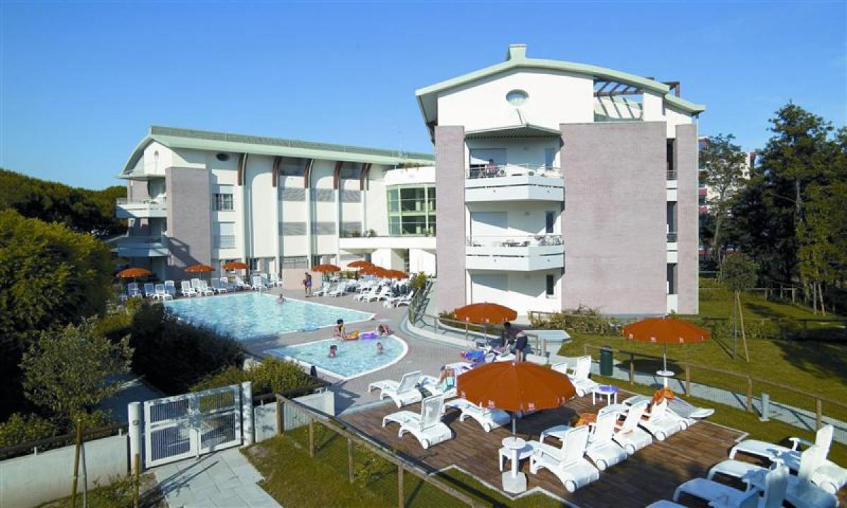 Al Parco & Le Acacie - Poolomraade samt boliger