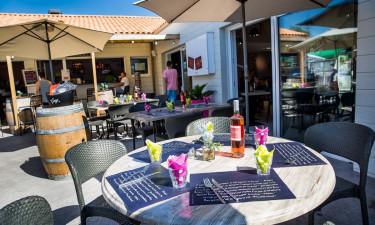Restaurant og snackbar