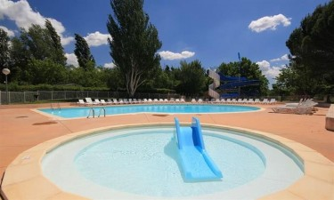 Camping Le Val de Durance - Provence