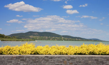 Strände und Natur in Ungarn