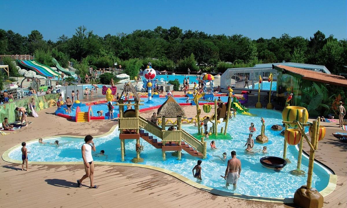 Indbydende poolområde
