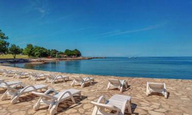 Strand Camping Park Umag in Istrien