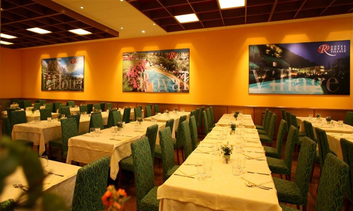 Hotel Royal Village - Restaurant
