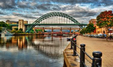 Newcastle i England