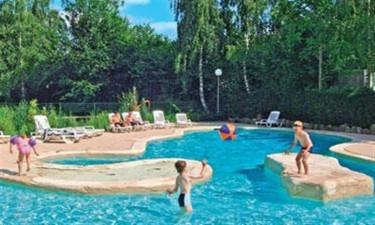 Dejligt poolområde