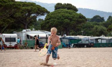 Direkte adgang til strand ved Middelhavet