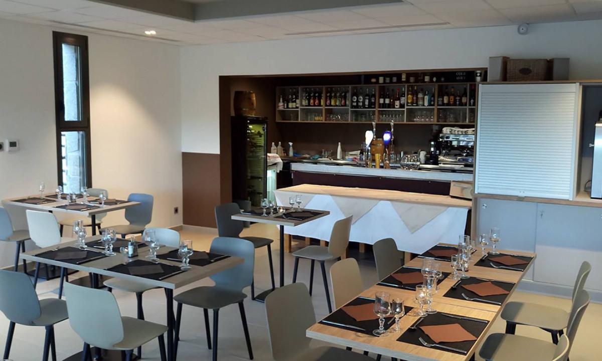 Restauranten Le Croc DAuzon