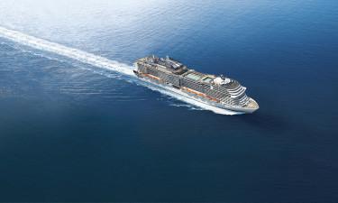Bliv en af de første til at sejle med MSC Bellissima