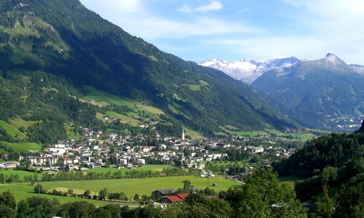 Oversigt over Badhofgastein, Oestrig