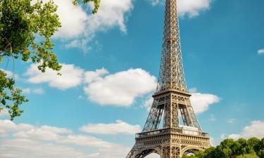 Eiffeltaarnet i Paris, Frankrig