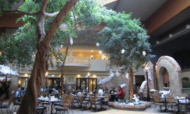 Restaurant Vand der Valk All inclusive eller halvpension