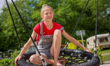 Sport Camping Drouwenerzand in Drenthe