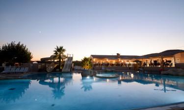 Ingen ferie uden pool!