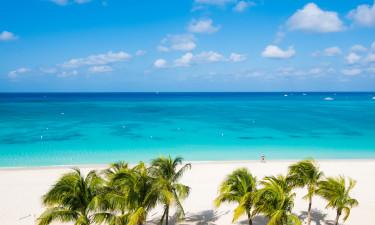 Mange dejlige ferieøer i vente