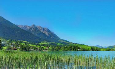 Eurocamp Wilder Kaiser im Salzburger Land