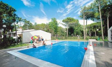 Villaggio Paradiso ferielejligheder - Udendoers swimmingpool