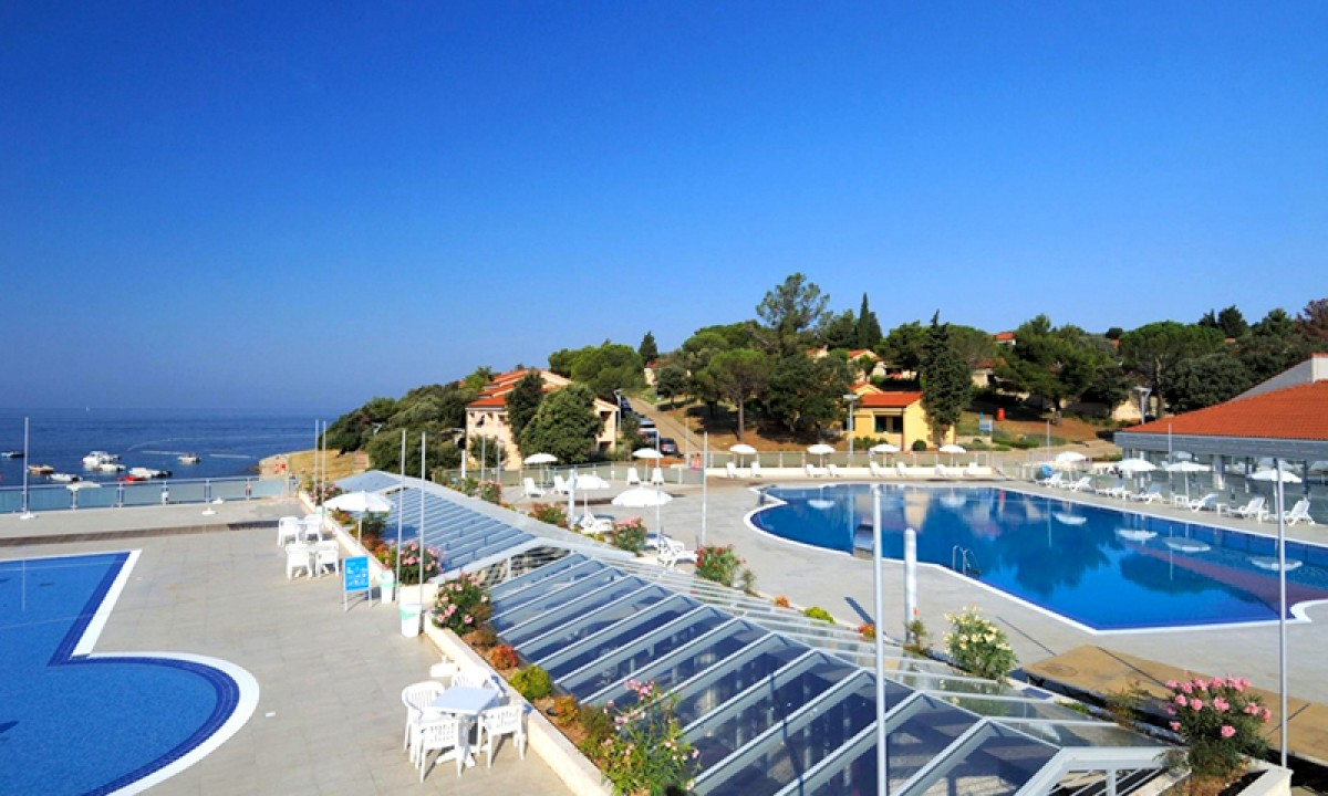 poolen ved camping Porto Sole