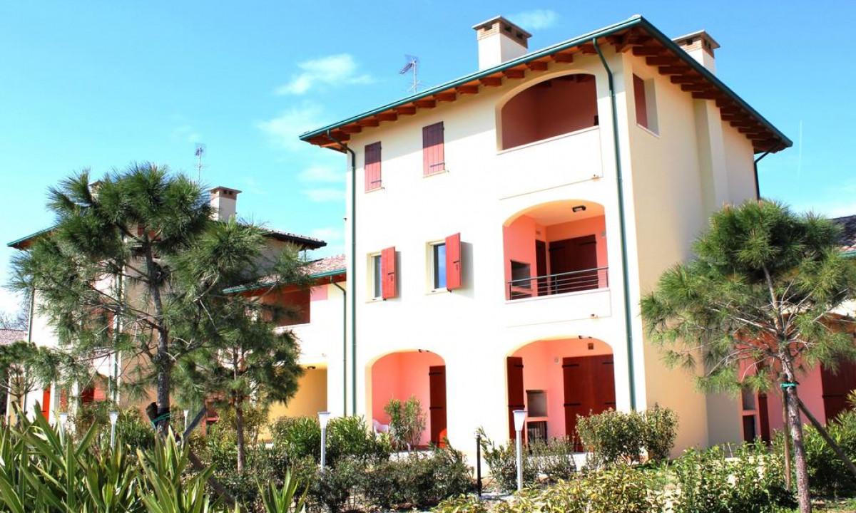 Airone Bianco - Bygningerne med ferielejligheder
