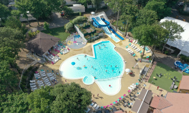 Godt poolområde