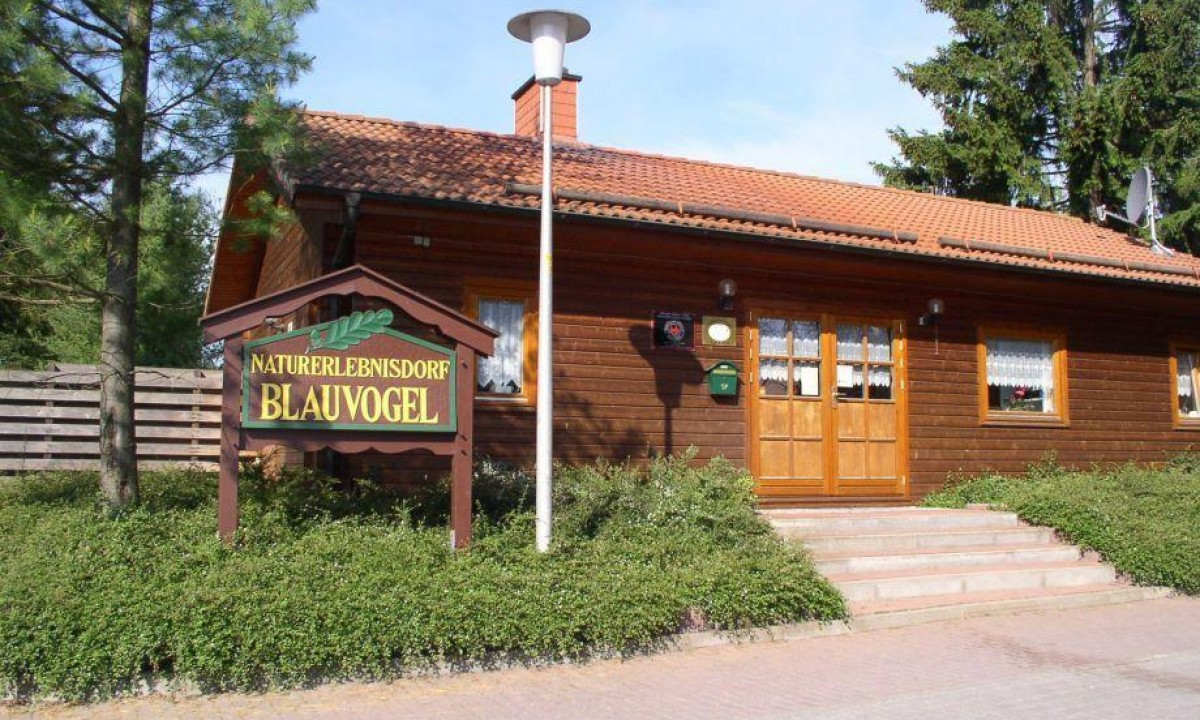 Blauvogel feriehuse i Harzen