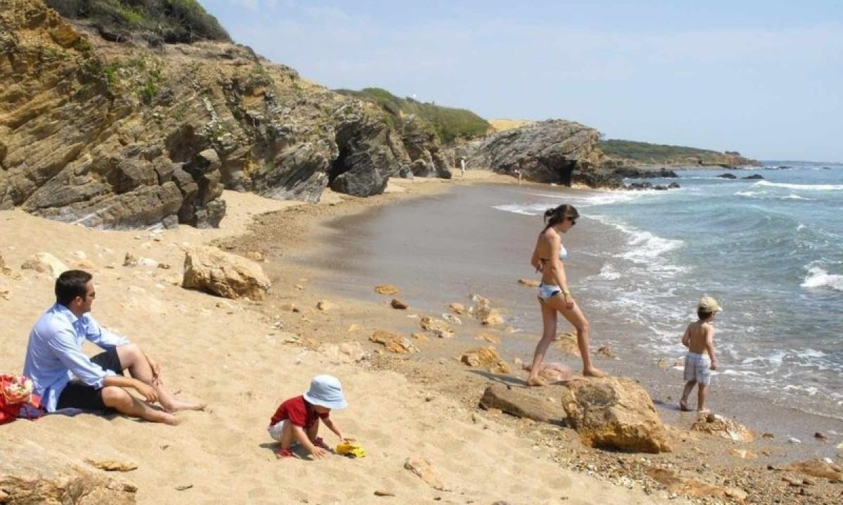 Strandtur