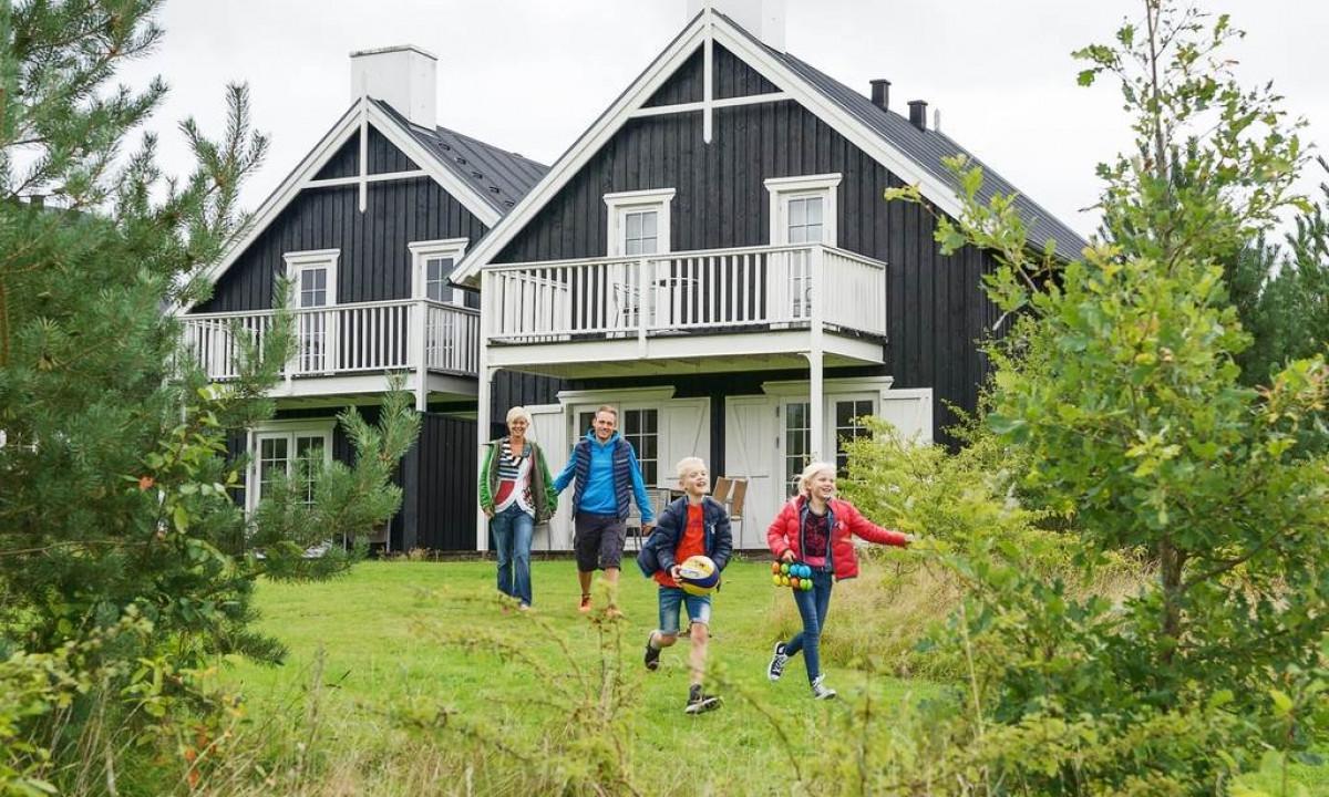 Søhøjlandet - Feriehus i grønne omgivelser
