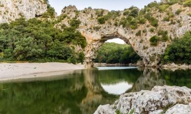 Naturoplevelser i Ardèche
