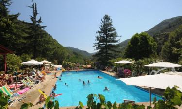 Camping delle Rose an der Italienischen Riviera