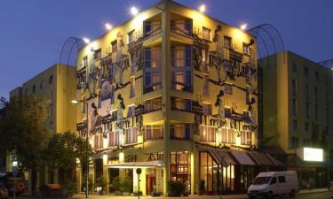 Hotel med god komfort