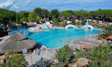Dlaczego urlop na kempingu Pino Mare jest znakomitym pomysłem?