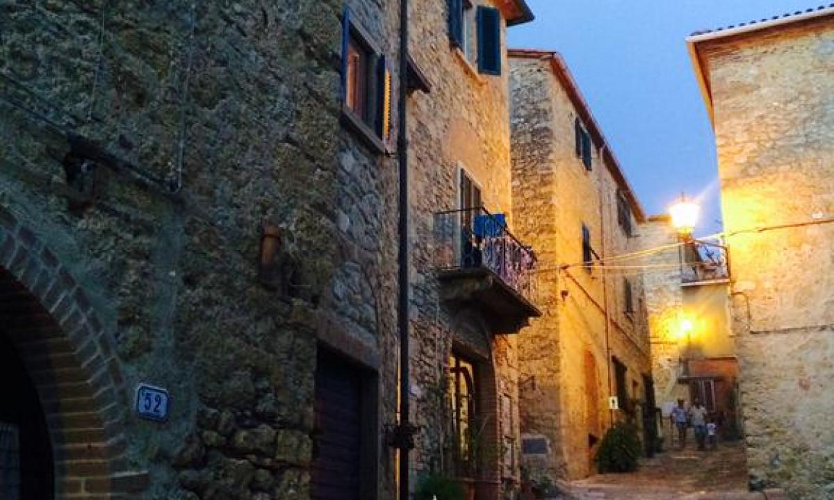 Byen Casala Marittime ved Borgo il Poggetto